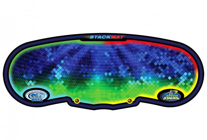 Voxel Glow - StackMat
